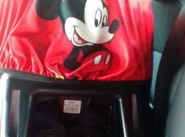 Baby Carrier & Car Seat...