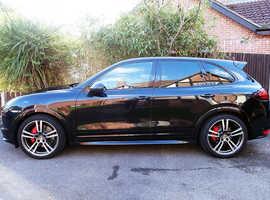 Porsche Cayenne GTS,4.8,V8, 2013 (13) Black Estate, Automatic Petrol, 76,658 miles