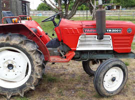Yanmar YM2001 Compact Tractor in Excellent Condition £2650 ono CAN DELIVER