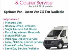 Cheap Removals & Courier Services