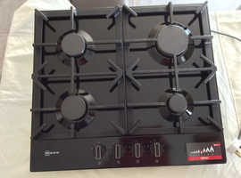 NEFF 4 RING GAS HOB MODEL NO T26DS49S0/01