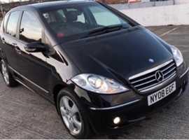 Mercedes A-CLASS, 2008 (08), Manual Diesel, 90,000 miles