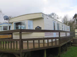 Willerby Bermuda 37 x 12 3 bedrooms  old but quality