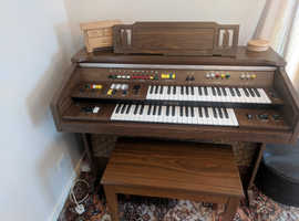 Yamaha keyboard organ