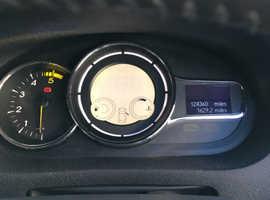 Renault Megane, 2010 (10) Black Estate, Manual Diesel, 124,360 miles