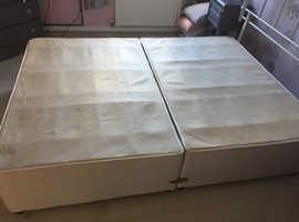 King size divan bed base