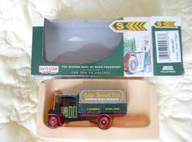 EDDIE STOBART LTD. FODEN STEAM WAGON