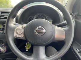 Nissan Micra, 2014 (63) Grey Hatchback, Manual Petrol, 61,500 miles