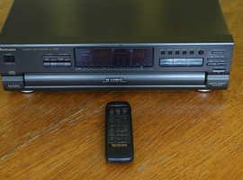 Technics SL PD887 Five disc CD autochange player