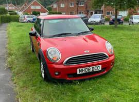Mini MINI, 2008 (08) Red Hatchback, Manual Petrol, 117,500 miles