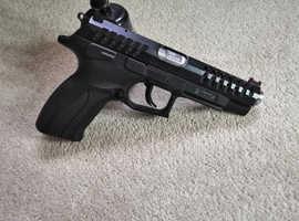 Tolmar Geand Power Series X-Calibur steel Co2 bb gun/pistol