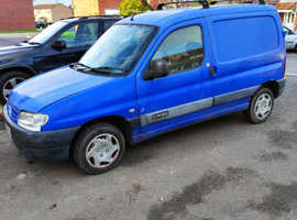 Citroen belingo van Spares or Repair