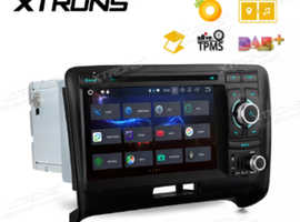 Audi TT TTS  Android 8.0 Car DVD Player Radio Stereo GPS Sat Nav DAB