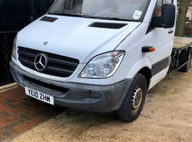2010 Mercedes Sprinter 313 CDi Recovery truck for sale