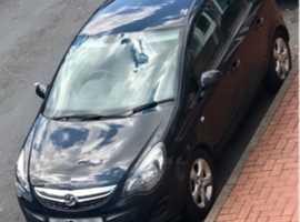 Vauxhall Corsa, 2013 (13), Manual Diesel, 75,000 miles