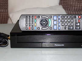 Panasonic Smart Freeview+ HD TV Recorder Set Top Box