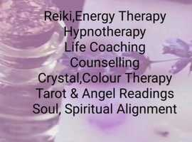 Spiritual Healing  & Development