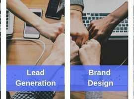 Marketing Services (Websites - Lead Generation - Social Media)