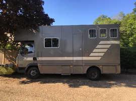 Leyland Daf Horse Box For Sale