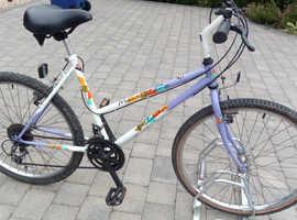 Womans Falcon Mont Blanc Mountain Bike