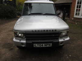 Land Rover Discovery, 2004 landmark edition