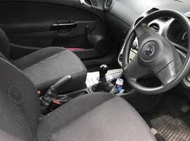 Vauxhaul corsa van 1.3 cdti diesel