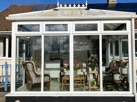 Attractive Edwardian Roof Style Conservatory