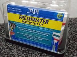 Api freshwater master testkit fish tank