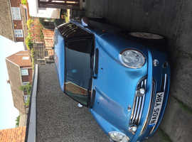 Mini MINI, 2005 (05) Blue Hatchback, Automatic Petrol, 58,827 miles