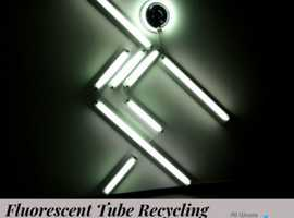 Fluorescent Tube Recycling