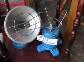 Calor Gaz heater & Hob