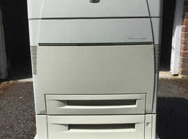 HP LaserJet Color 5550dtn Printer Colour 600 x 600 DPI A3