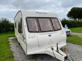 2003 Baily Pageant vendee fixed end bed