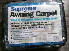 Supreme Awning Carpet.
