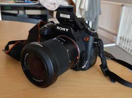 Sony DSLR-A350 camera