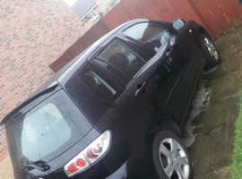 Mazda MAZDA 2, 2006 (06) Black Hatchback, Manual Petrol, 93,000 miles