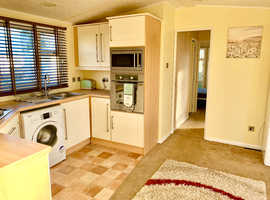 Unique Static Caravan for sale. CALL DANIEL FOR MORE INFO