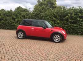 Mini MINI, 2004 (54) Red Hatchback, Manual Petrol, 94,000 miles