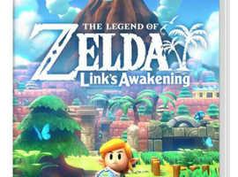 Legend of Zelda Link's Awakening (Nintendo Switch)