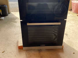 Bosch Slot - in Double Oven