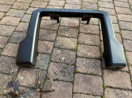 Genuine Land Rover Defender Nudge Bar/ Bull Bar / A Bar Frame Protection Bar