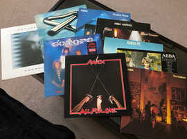 Job Lot of vinyl albums.