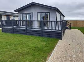 New Tingdene Harrington 40x20 Lodge 2 Bed (4 berth) Holiday Home For Sale