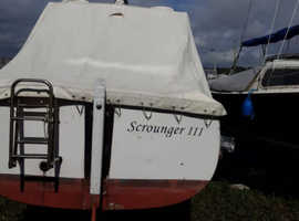 Colvic 20ft boat