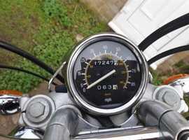 Yamaha virago XV 125cc