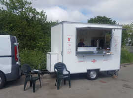 Burger trailor / catering business