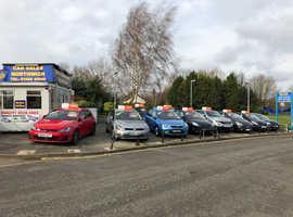 Car Finance From As Little as £25 Per Week