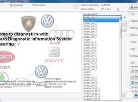 Remote Install VAG - VAS PC, ODIS-E, ODIS-S + ETKA, ELSA