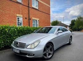 "2007 07 REG Mercedes Benz CLS CLS320 CDI 7G-Tronic 4dr "" HPI CLEAR """