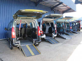 Clarke Mobility wheelchair accessible vehicles
